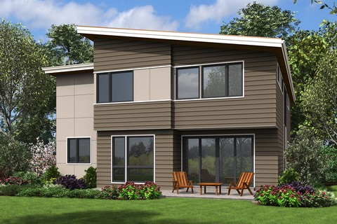 Image for Golden-Sophisticated Look Outside, Smart Design Inside-8119