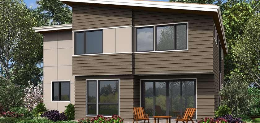 Mascord House Plan 22209: The Golden