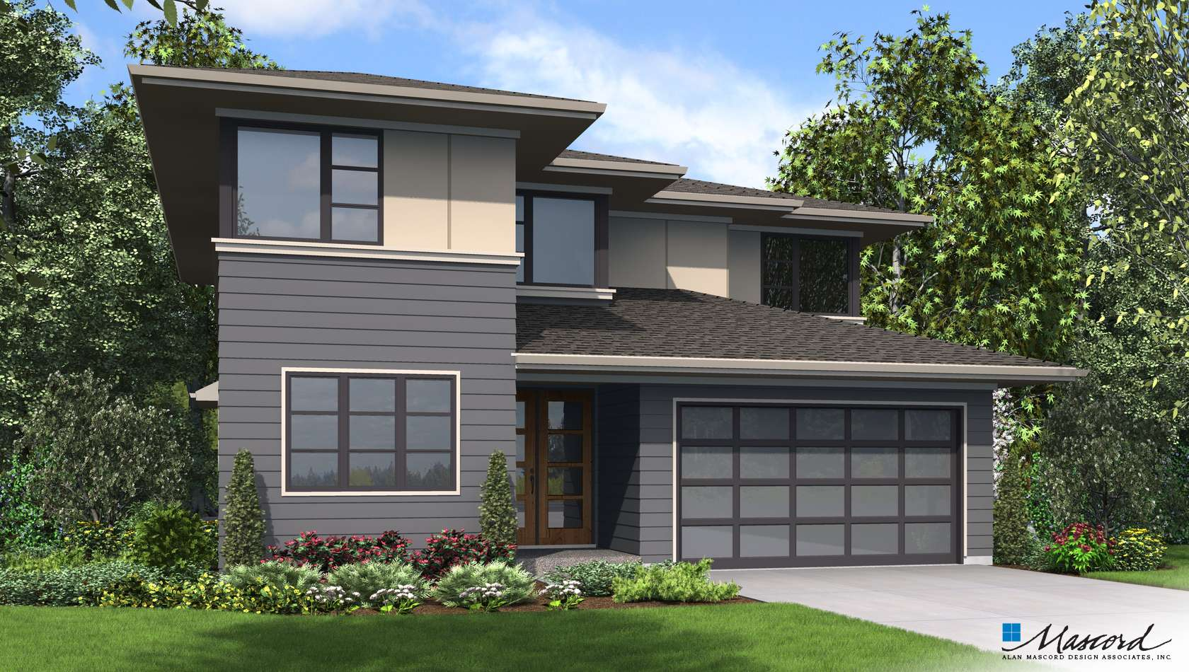Main image for house plan 22209A: The Robertson