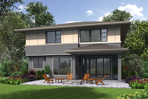Image for Robertson-Beautiful Contemporary Suited to Narrow Lots -8372