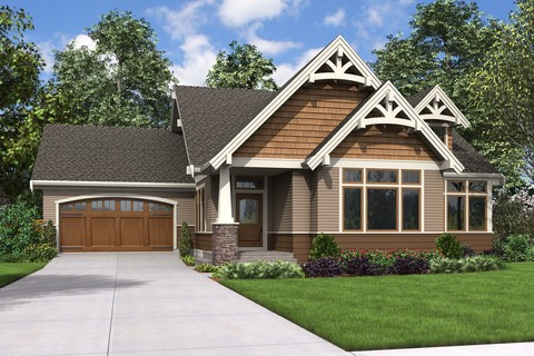 Image for Selma-Comfortable Craftsman Home for Big Families-8389