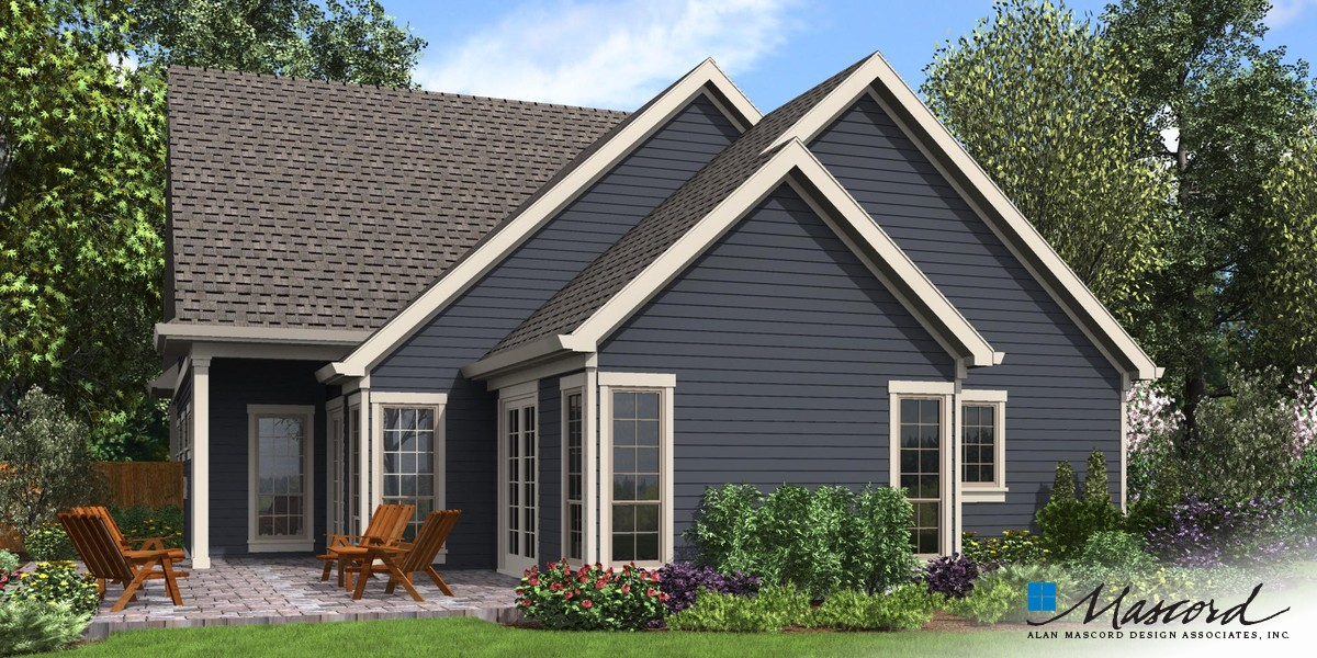 Image for Senise-Great design for family members with differing physical abilities-Rear Rendering