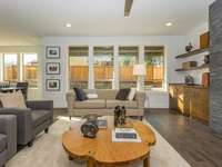Great Room by Windwood Homes