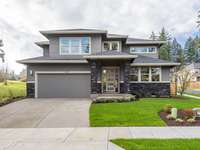 Front Exterior by Windwood Homes