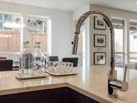 Kitchen by Windwood Homes