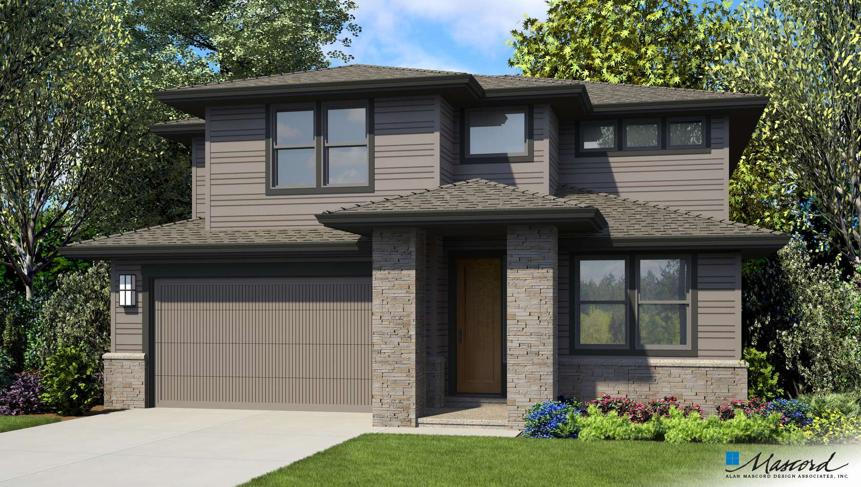 Main image for house plan 2230CH: The Garden Grove