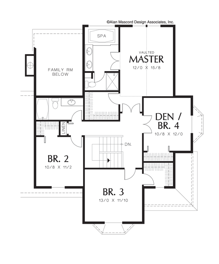 House Plan 2280 The Norway