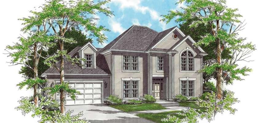 Mascord House Plan 2288A: The Stinson