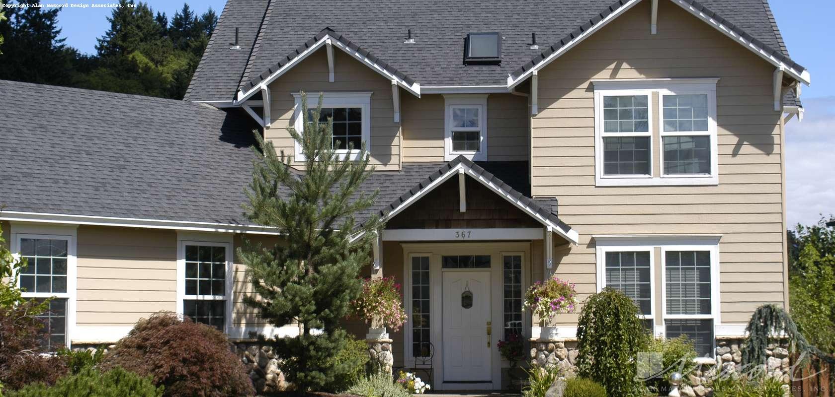 Mascord House Plan 2293: The Seguard