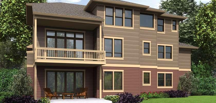 Mascord House Plan 23104: The Boyega