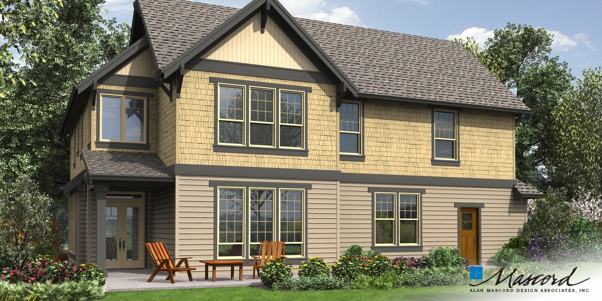 Image for Ridley-Rich Craftsman with Luxurious Extras -Rear Rendering