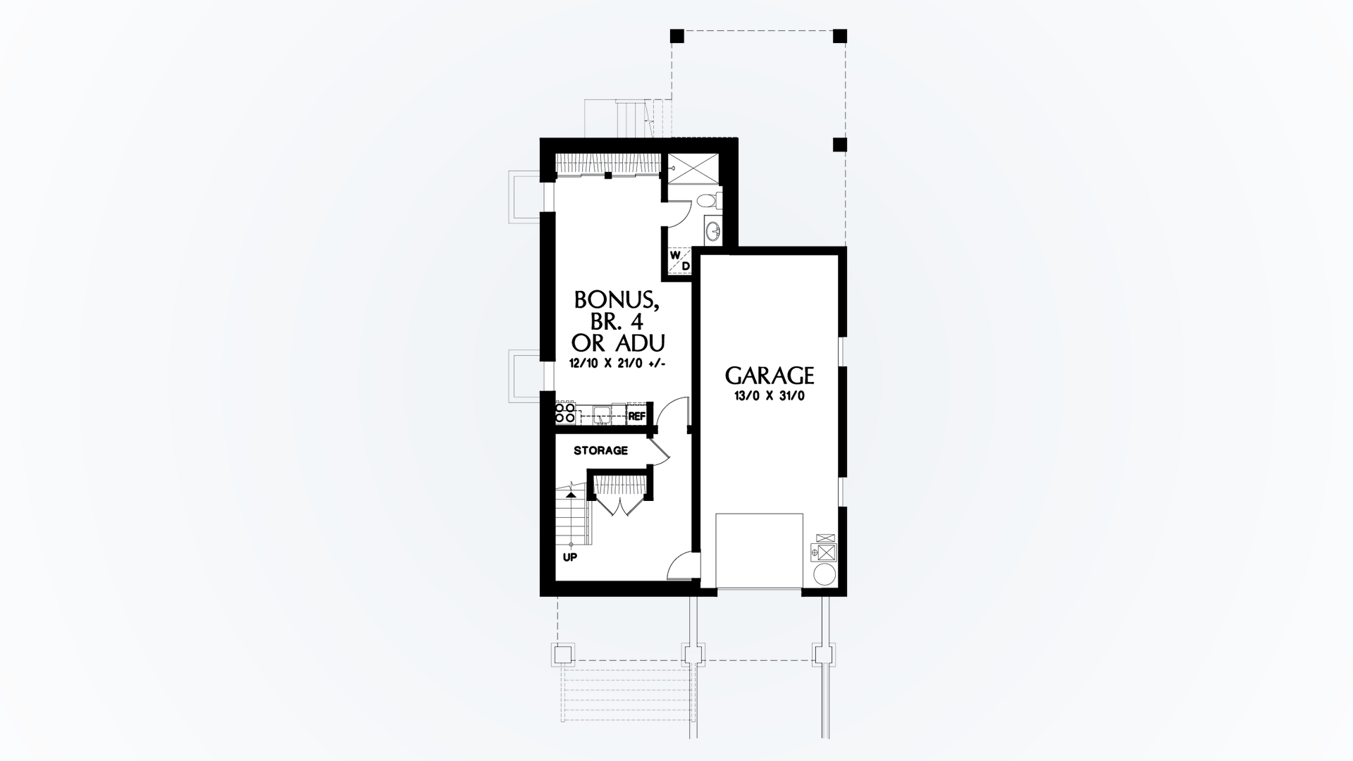 mascord house plan 23108 the manchester