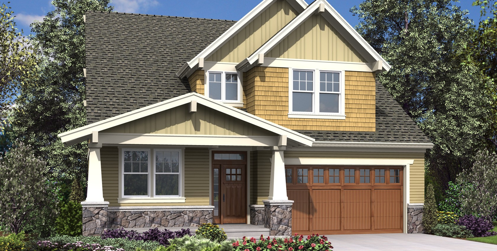 Image for Mellowhaven-Craftsman with Walkout Basement and Huge Master-8662