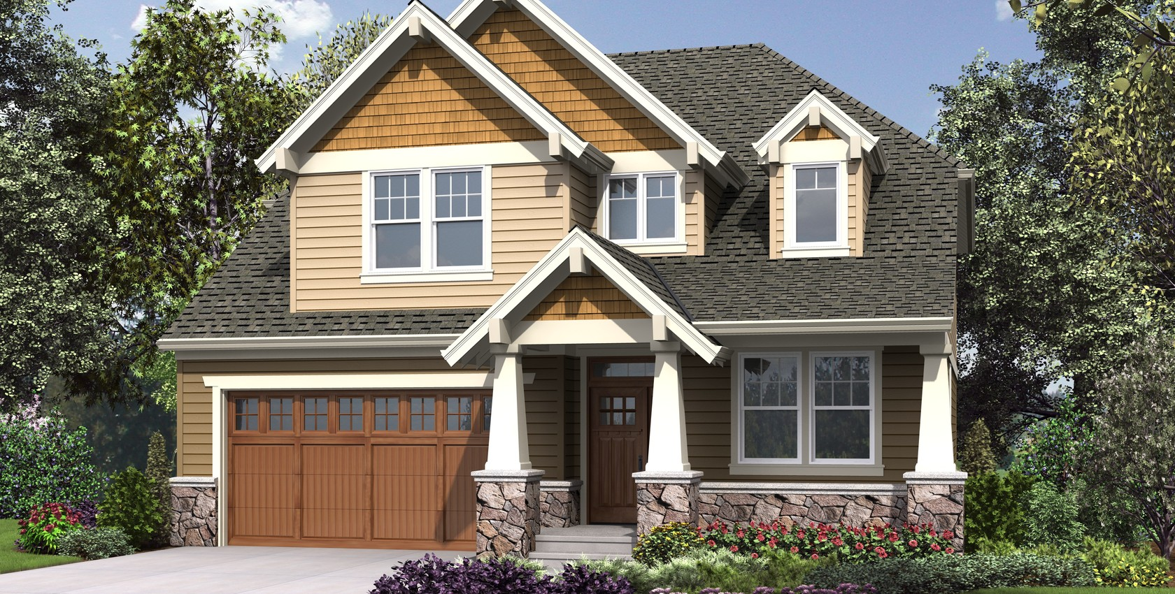 Image for Summerfell-Plan 2230CE with walkout basement-8651