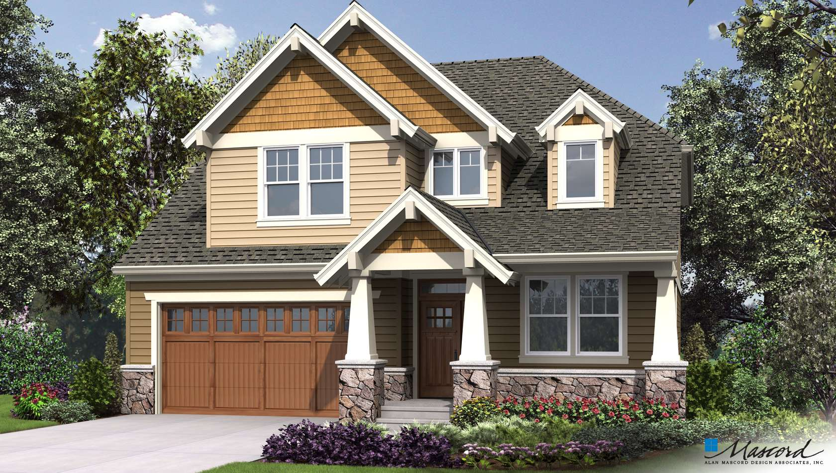 Main image for house plan 23114A: The Summerfell
