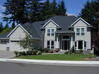 House Plan 2313A-The Rosenfeld-Front Exterior