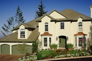 Front Exterior of Mascord House Plan 2343 - The Bellingrath