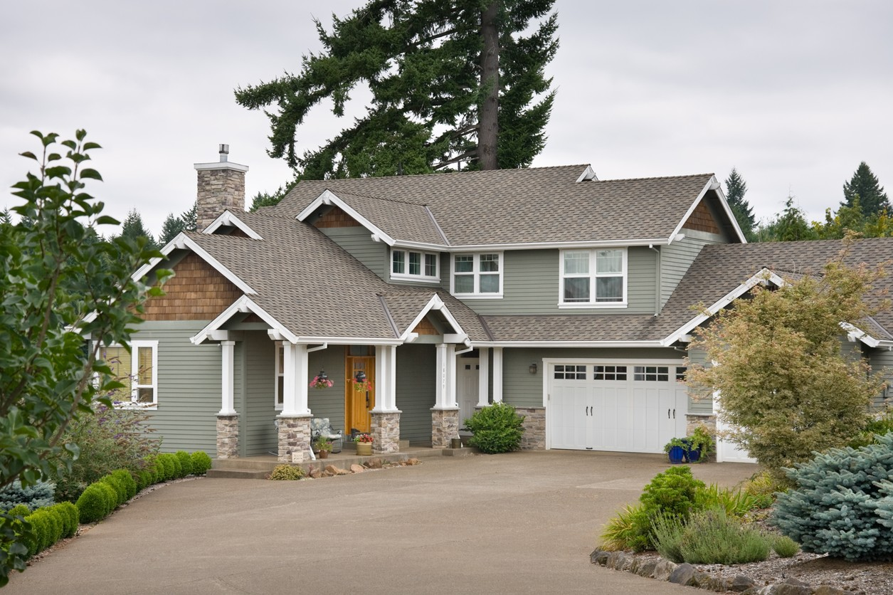 Sloping Lot House Plans   Craftsman Style   Unusual House Plans