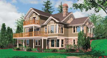 House Plan 2374 - The Clearfield  | Visualizing Your House Plans: What is 3D Printing?