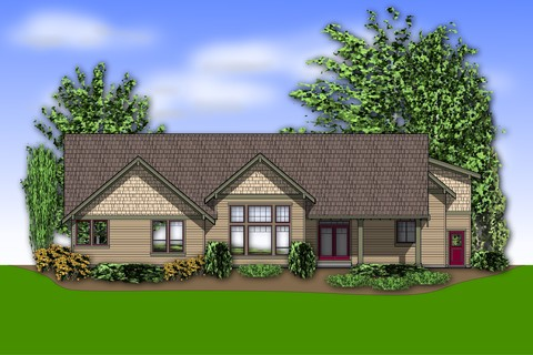 Image for Pineville-L-Shaped 4 Bedroom with Jack and Jill Bath-2344