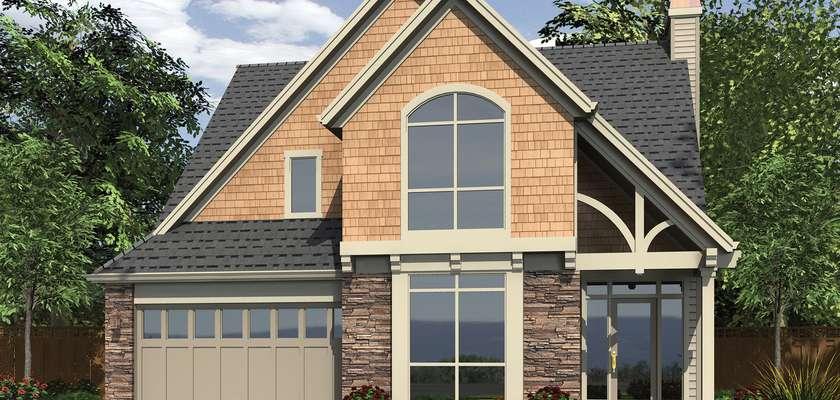 Mascord House Plan B2388: The Sibley