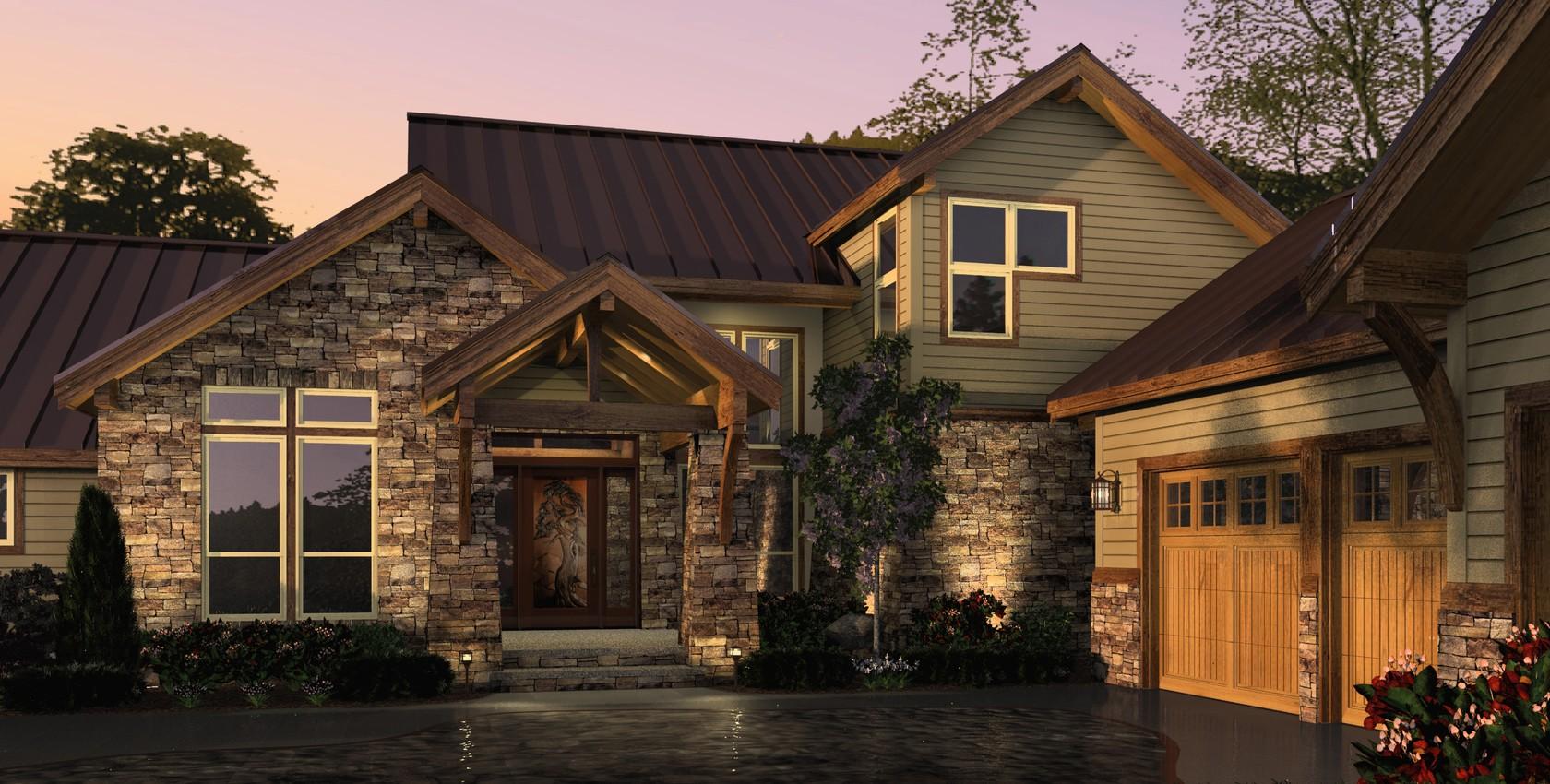 Mascord House Plan 2393