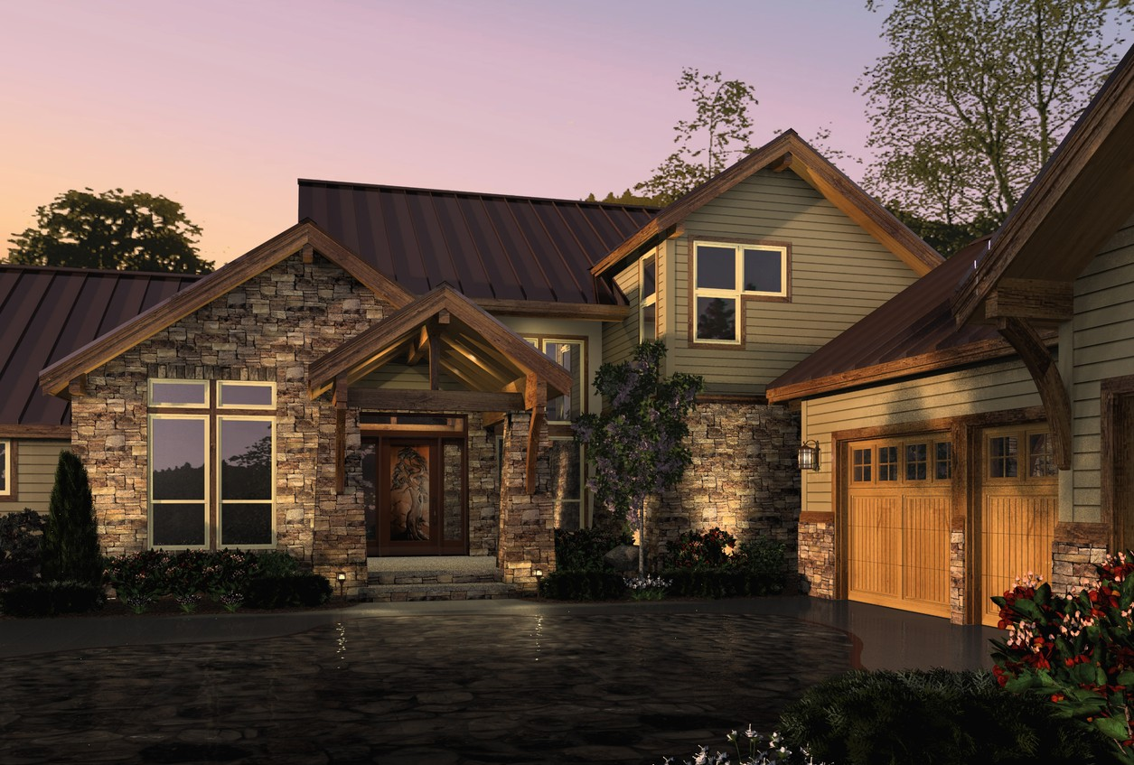 House plan 2393 the mountainview House plans nc