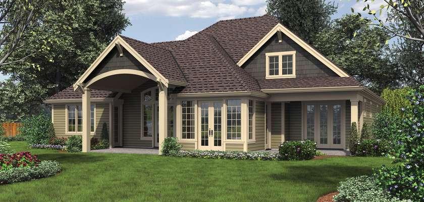 Mascord House Plan 2396: The Vidabelo
