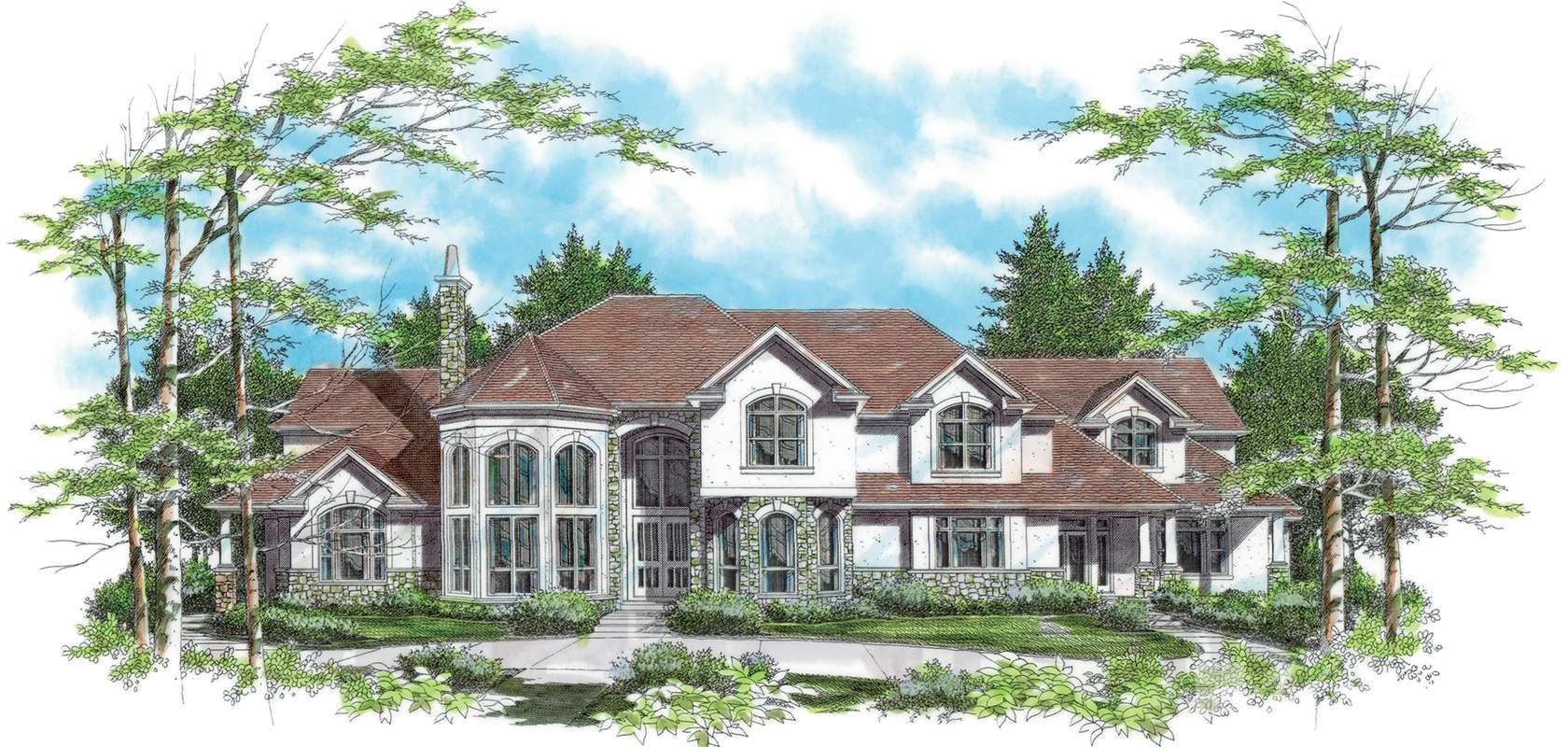 Mascord House Plan 2416: The Morley
