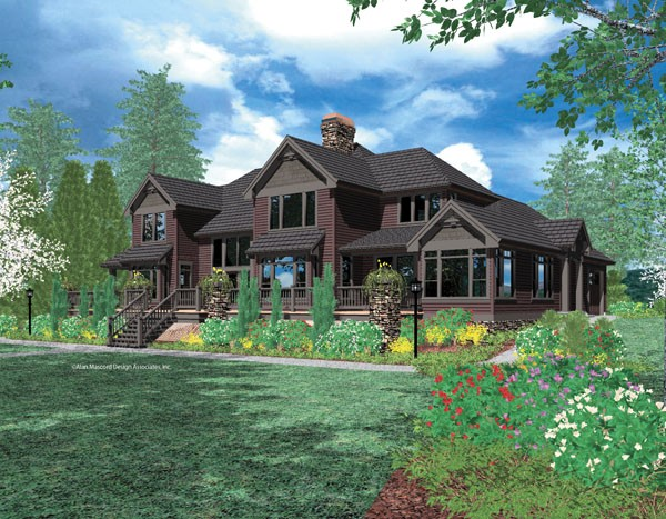 House Plan 2421: The Ingram |