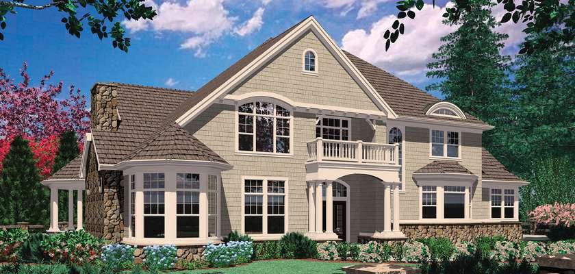Mascord House Plan B2425: The Stolon