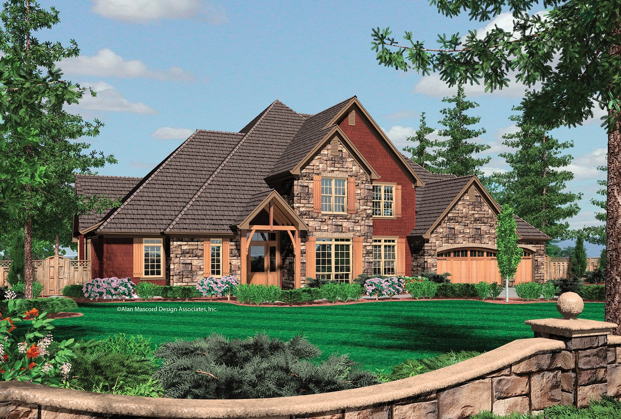 House plan 2434 the ellisville for Houseplans co
