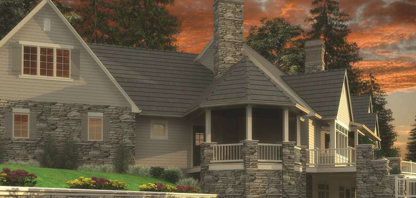 Mascord House Plan 2445: The Ackland