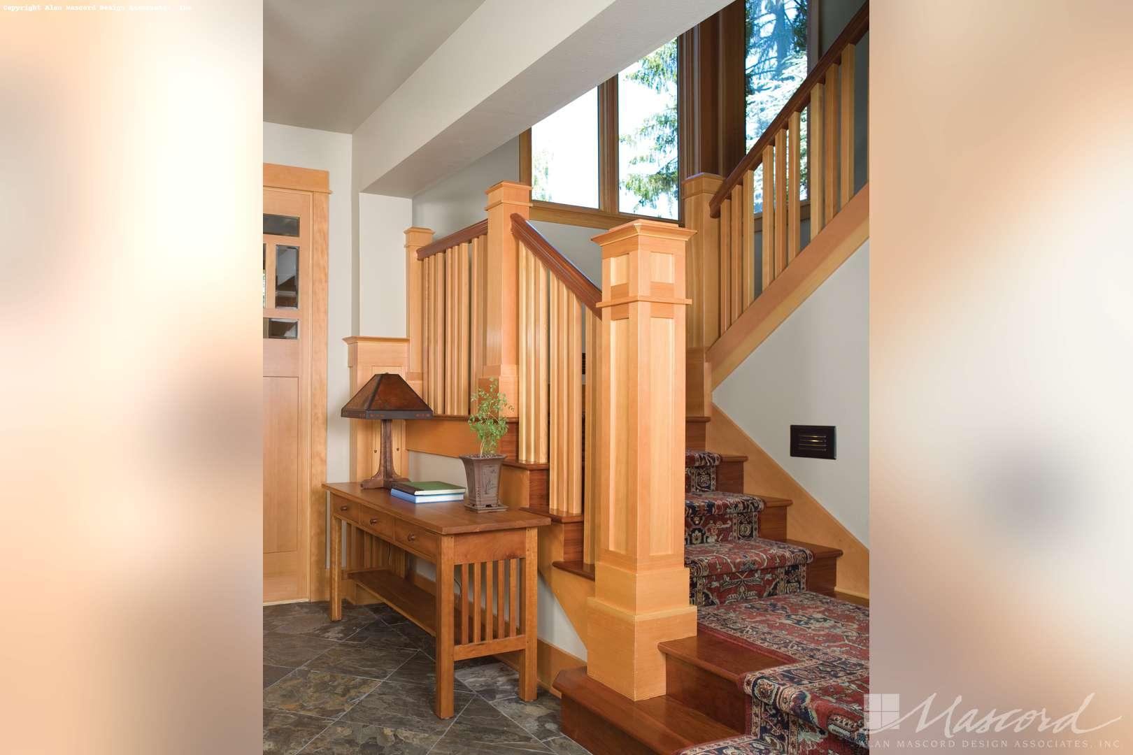 Craftsman House Plan 2447 The Senath 4270 Sqft 4 Beds 3