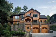 Natural Wood Exteriors That Ooze Curb Appeal