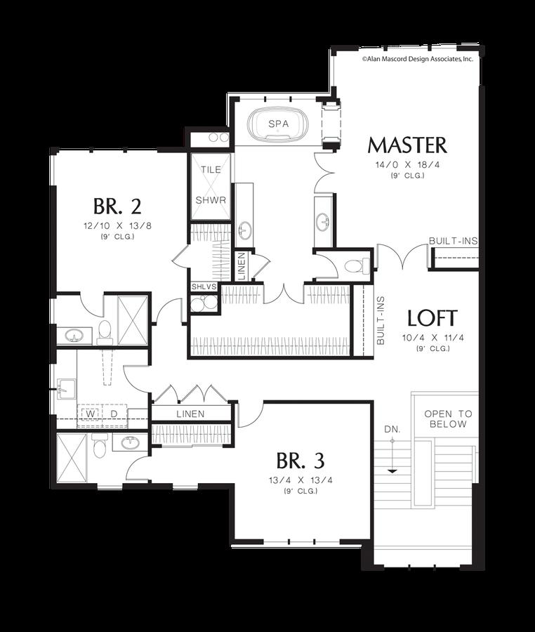 Prairie house plan 2451 the rylander 4882 sqft 5 for Daylight basement floor plans