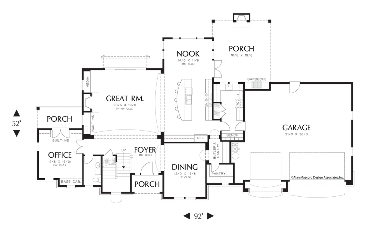 House Plan 2456 The Lyndale Nathan Seppala