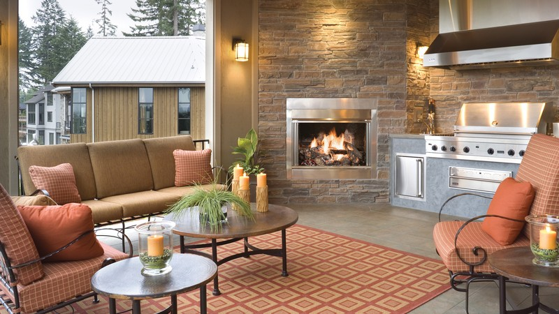 Image for Copper Falls-Featured in the 2007 Seattle Street of Dreams-Outdoor Living