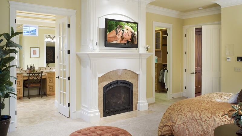 Image for Copper Falls-Featured in the 2007 Seattle Street of Dreams-Master Bedroom