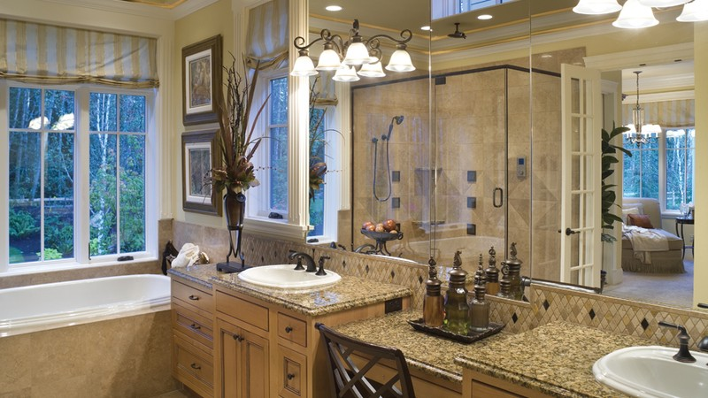 Image for Copper Falls-Featured in the 2007 Seattle Street of Dreams-Master Bathroom
