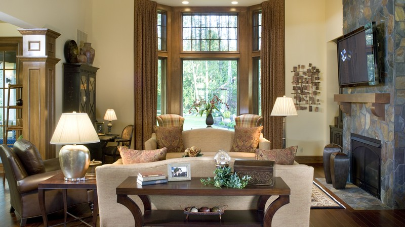 Image for Copper Falls-Featured in the 2007 Seattle Street of Dreams-Great Room