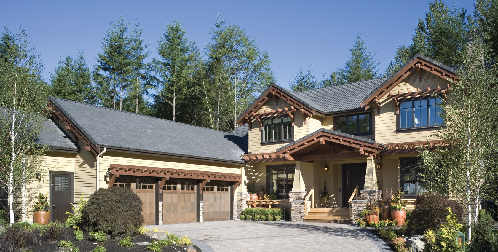 Image for Copper Falls-Featured in the 2007 Seattle Street of Dreams-2870
