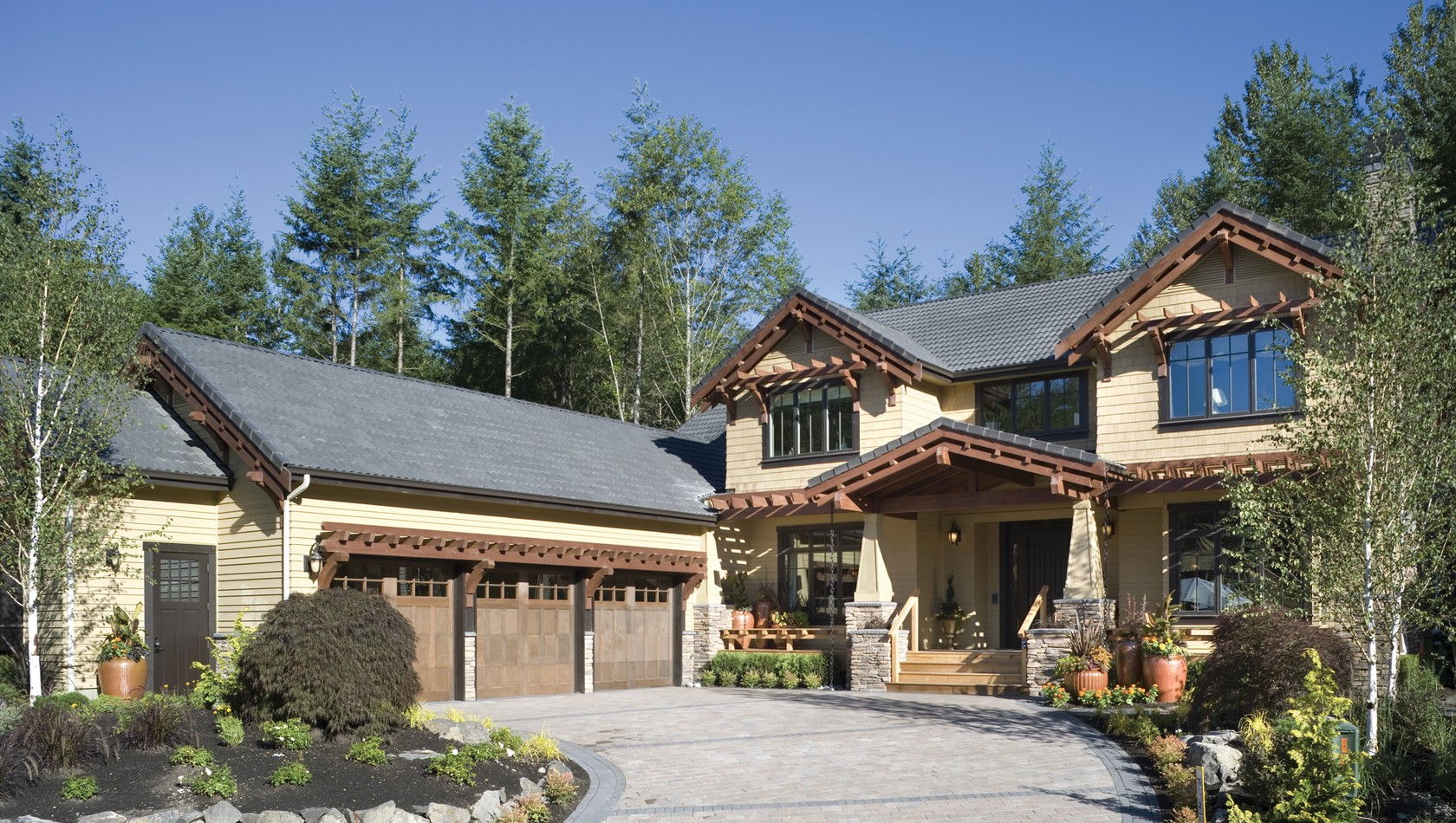 Main image for house plan 2458: The Copper Falls