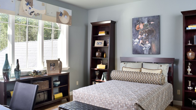 Image for Copper Falls-Featured in the 2007 Seattle Street of Dreams-Bedroom