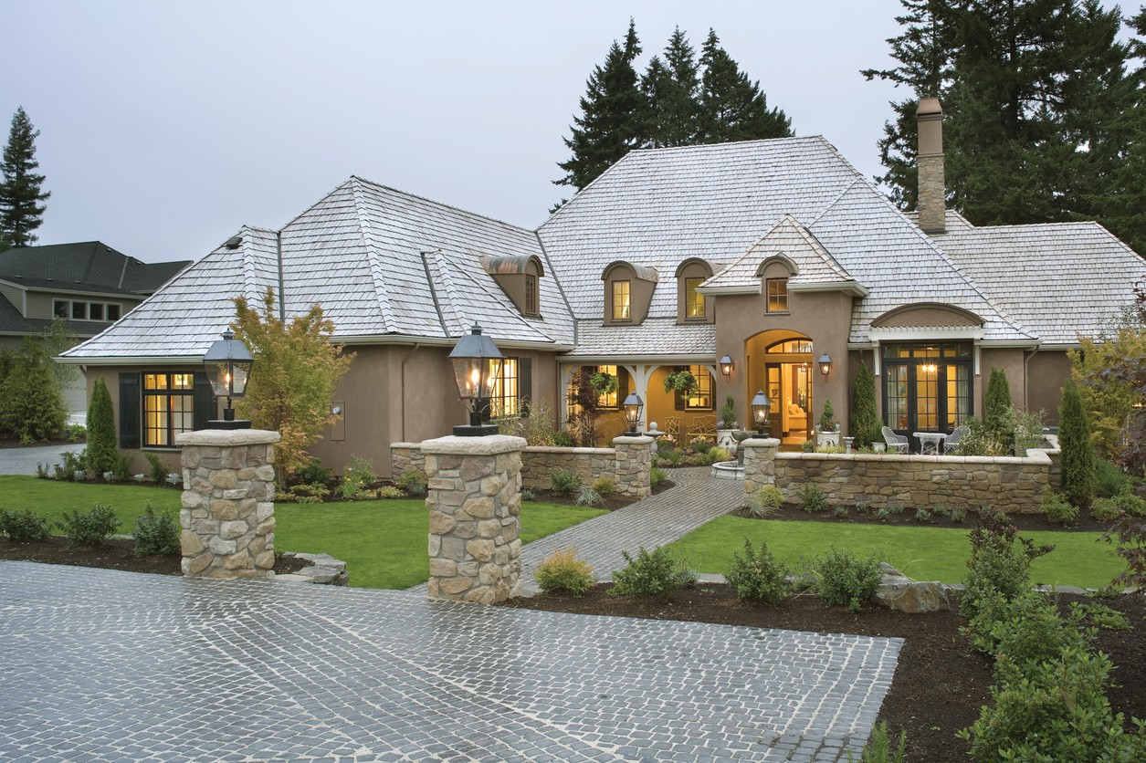 Storybook Style Home Plans