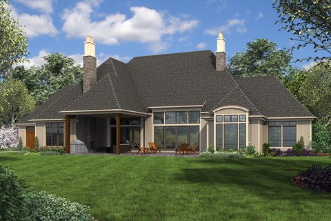 Image for Williamson-Sumptuous Manor Suited to Lakeside Living-8374