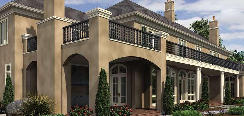 Mascord House Plan 2462: The Galloway
