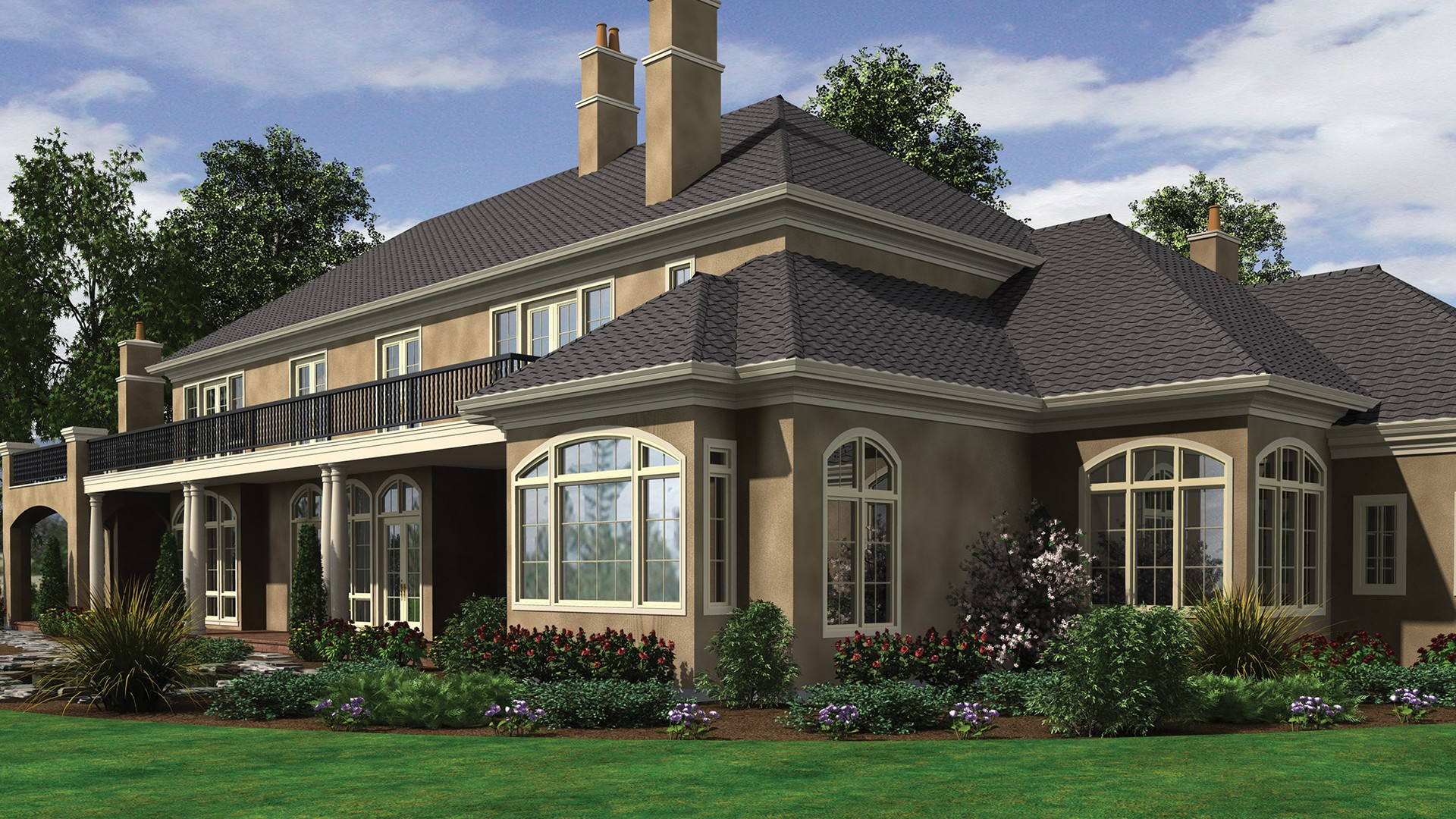 european house plan 2462 the galloway  9787 sqft  8 beds  6 3 baths