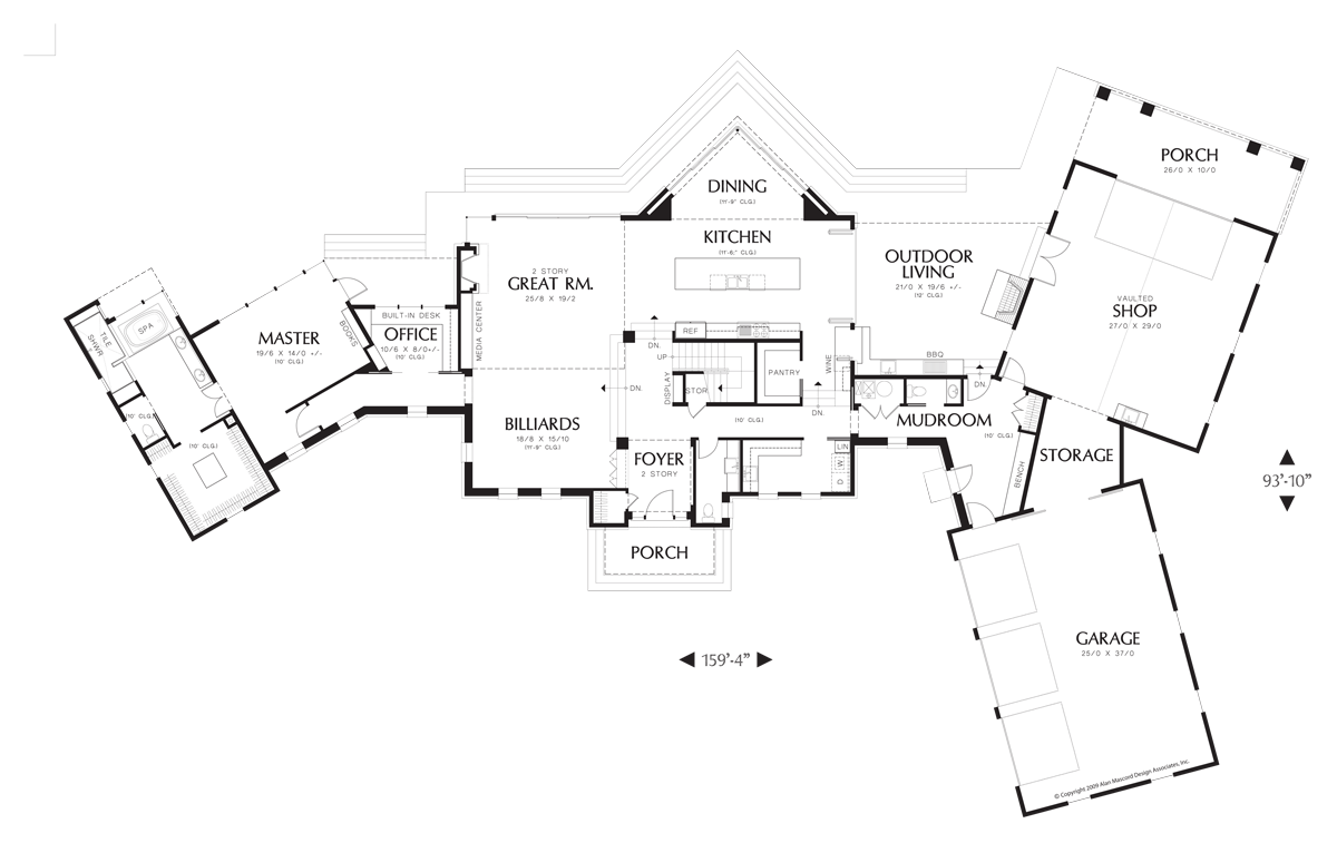 Image for Brunswick-This Home Has It All With A View!-Main Floor Plan