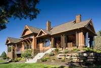 House Plan 2467-The Hendrick-Rear Exterior
